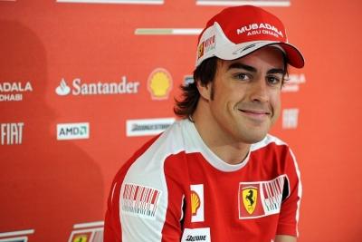 Fernando Alonso osigurao palčeve na 10 miliona dolara